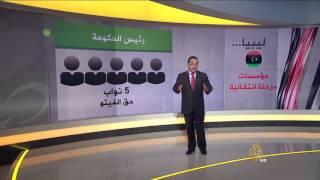 أبرز المؤسسات في حكومة الوفاق الوطني الليبية