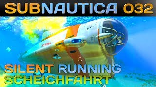 SUBNAUTICA [032] [Silent Running - Schleichfahrt] Let's Play Gameplay Deutsch German thumbnail