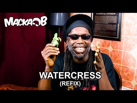 Macka B's Wha Me Eat Wednesdays 'Watercress' (Refix)