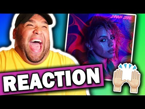 Dinah Jane - Bottled Up - ft. Ty Dolla $ign & Marc. E. Bassy [REACTION]