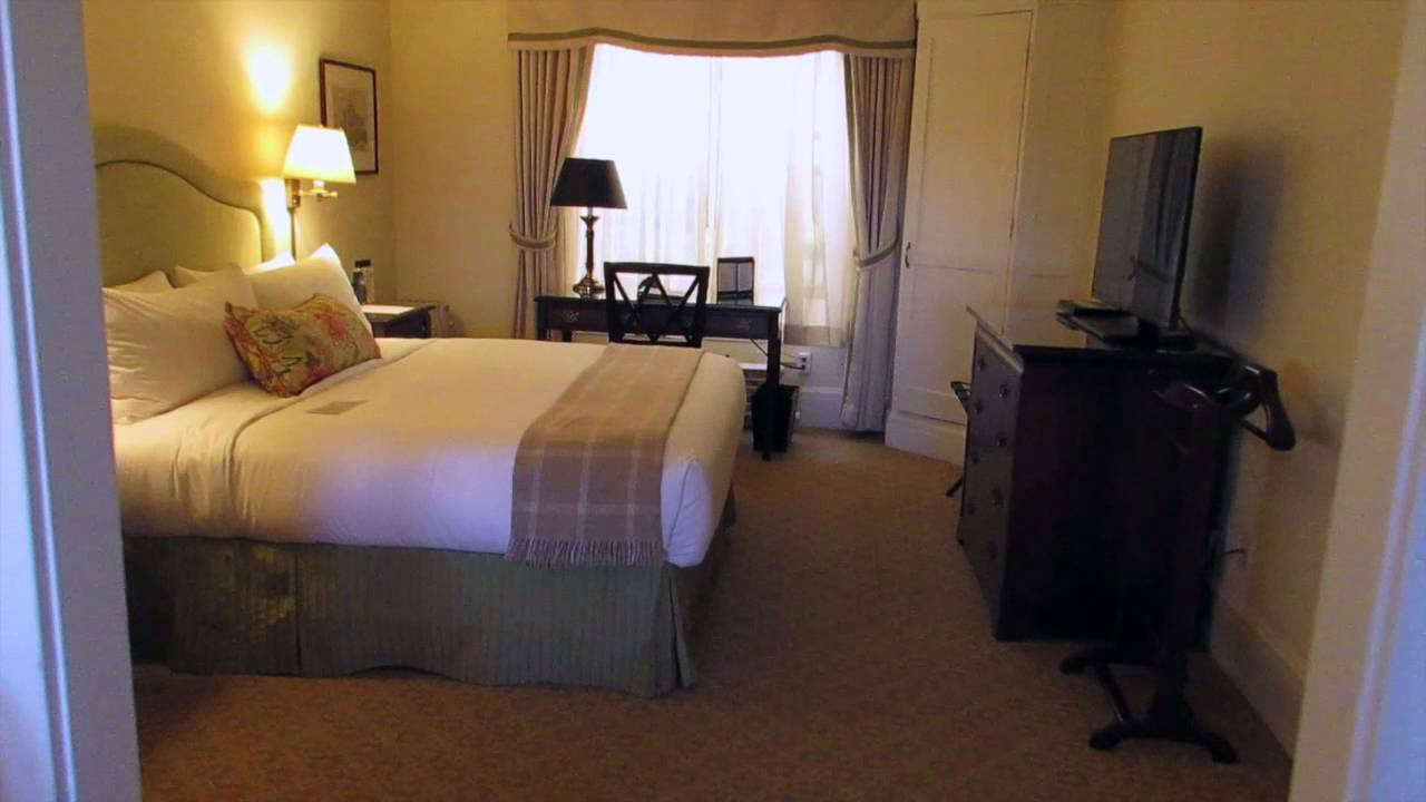 San Francisco Hotel Drisco Youtube