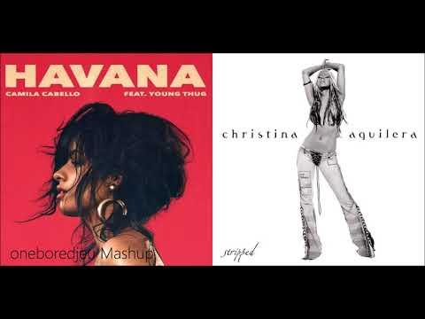 Dirrty In Havana - Camila Cabello vs. Christina Aguilera feat. Redman (Mashup)