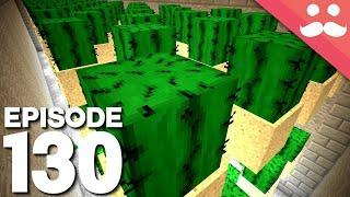 Hermitcraft 5: Episode 130 - MASSIVE Cactus Farms!