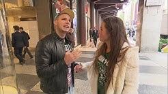 Sarah & Pietro: beste Sprüche in Mailand
