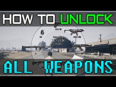 Gta 5 - Unlock