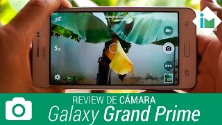 Samsung Galaxy Grand Prime - Review de cámara
