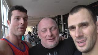 "#Тяжелаяатлетика ""Совершенствуем технику толчка"" Weightlifting"