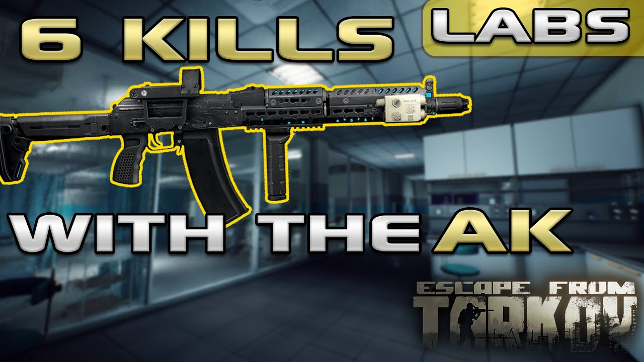 Download Hunted By a 5 Man Squad - AK74m - Escape From Tarkov