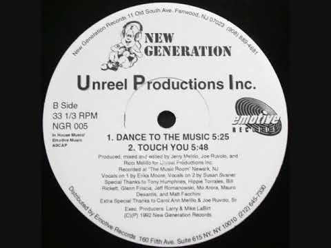U.P.I. - Dance To The Music