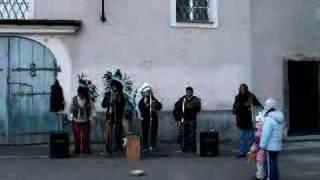 Europe: Indian musicians in Salzburg