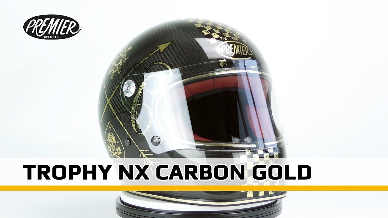 Premier Trophy NX Carbon Gold - 360° Oram - YouTube 775480a00398f
