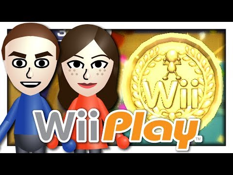 CHASSE AUX MÉDAILLES D'OR ! | WII PLAY CO-OP EPISODE 3 FR