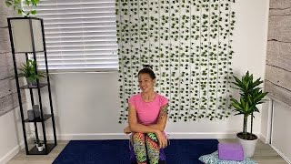 Yoga Class for Healing with Sheena : Episode 3