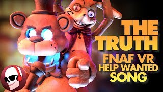 "FNAF VR Help Wanted Song ""The Truth"" (feat. CG5) - Codapella"