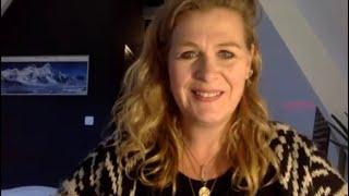 Astro interview met Maaike Pieters & meditatie om ruimte te maken voor het nieuwe