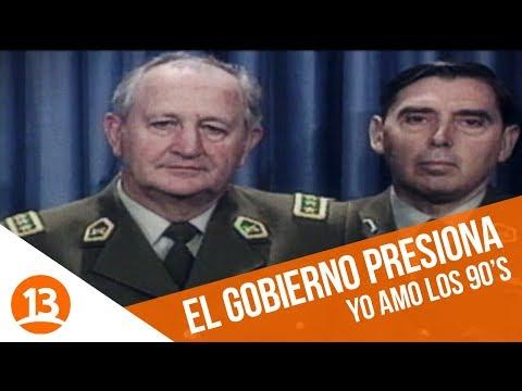 La polémica del General Rodolfo Stange | Yo Amo los 90's | Capítulo 7