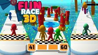 Fun Race 3D Level 41-60 Walkthrough