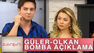 Gambar cover Zuhal Topal'la 147. Bölüm (HD) | Güler ve Olkan'dan Bomba Yaratan Açıklama!