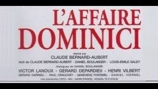 L'affaire Dominici, 1973, arte trailer