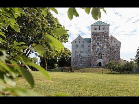 Turku - Medieval Town in Finland