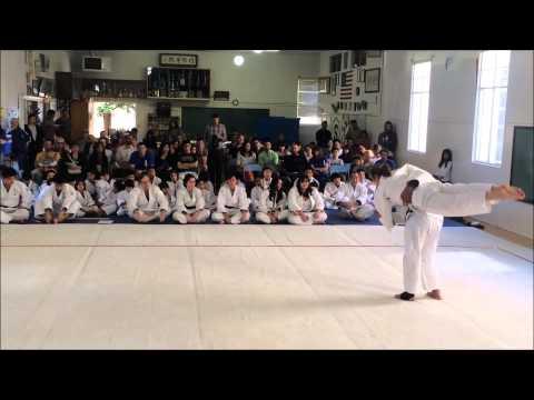Sawtelle Judo's Kagami Birakii Ceremony Kata Demostration
