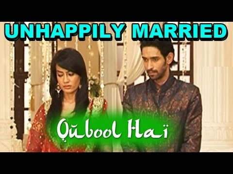 Qubool Hai - Ayaan GUILTY for his Marriage | Zoya & Asad