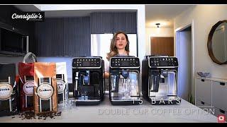 Philips 5400 Latte Go vs. 4300…