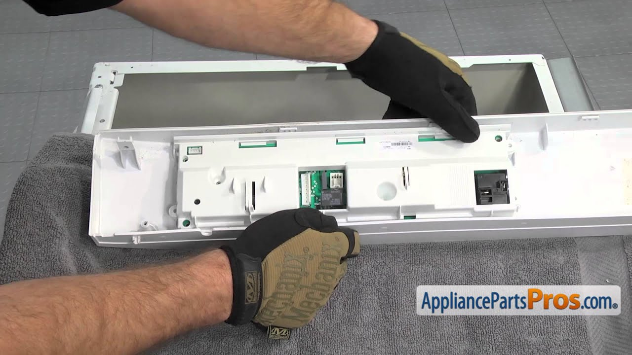 Dryer Control Board Part 134484212 How To Replace Youtube Frigidaire Wiring Diagram 400