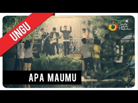 UNGU - APA SIH MAUMU (With Lyric) | VC Trinity