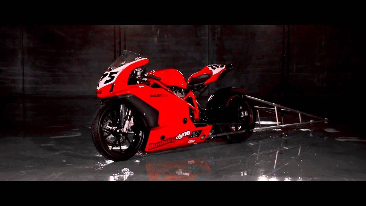 Ducati - Wayne Patterson's Motorcycles - YouTube