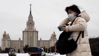 Смягчение карантина в Москве