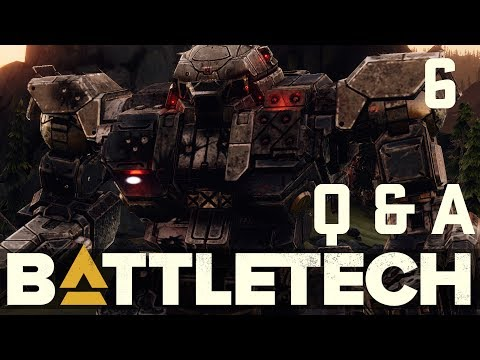 BattleTech Dev Q&A July 12, 2017