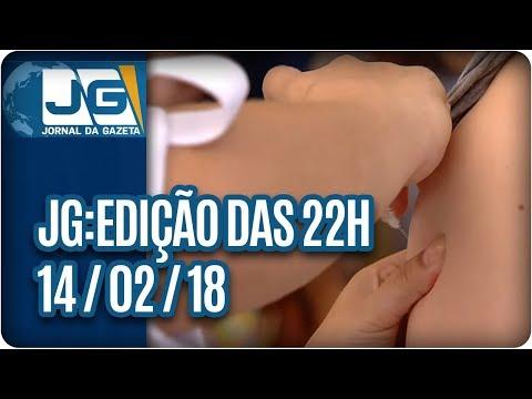 Jornal da Gazeta - Edição das 10 - 14/02/2018