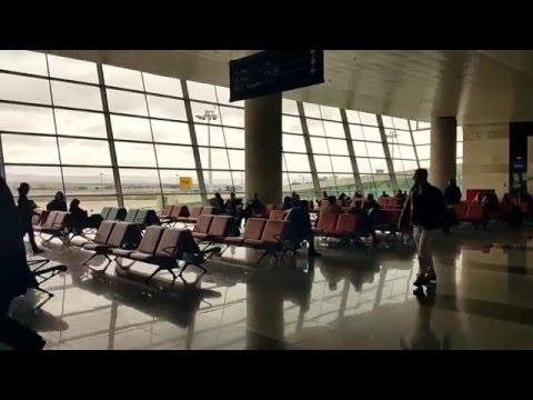 Ankara Esenboğa Havalimanı Gezisi -Ankara Esenboga Airport TURKEY Tour 4
