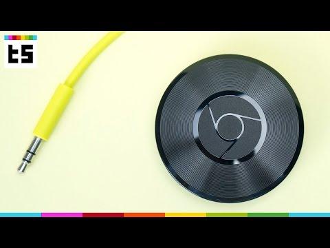 Google Chromecast Audio und Chromecast (deutsch) – Test