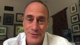 Christopher Meloni & Epic Cure Golf Outing