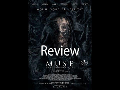 Xem phim Nàng thơ của quỷ - [Thích Phim] - Review Phim Muse | Câu Chuyện Về Lời Nguyền Của Những Nàng Thơ.