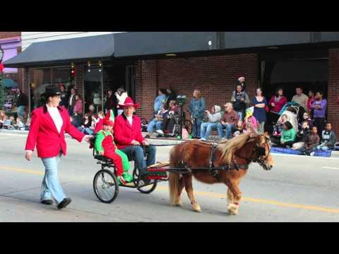 Christmas in Farmville, Virginia
