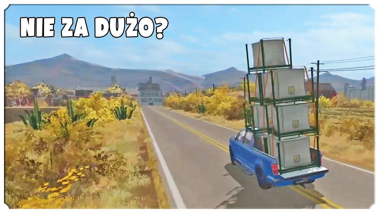 Farming Simulator 17 – Ładujemy po sufit! :D