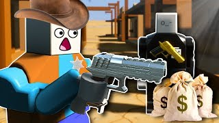 Cops and Robbers in the Wild West! - Brick Rigs Multiplayer Gameplay - Lego Police Roleplay