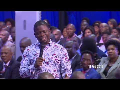 Prophet Shepherd  Bushiri Foretells Of His Attacks
