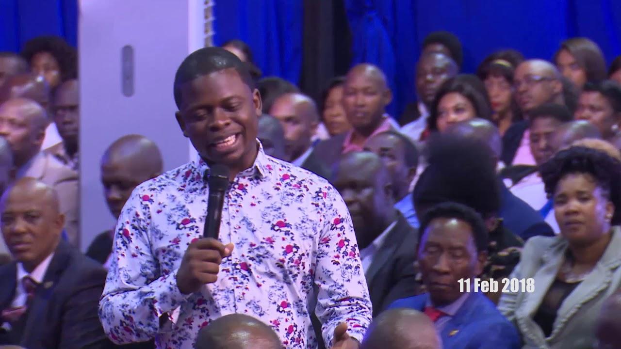 Prophet Shepherd Bushiri Foretells Of His Attacks Doovi