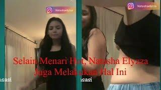 Video viral! Selain Menari Hot, Natasha Elyzza Juga Melakukan Ini-Culun Qiut
