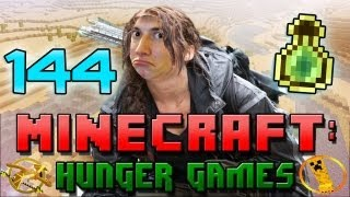 Minecraft: Hunger Games w/Mitch! Game 144 - Sad Face