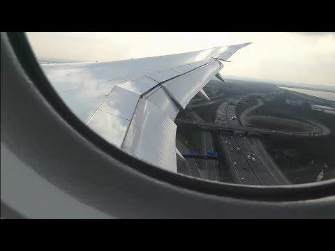 British Airways 787 Dreamliner Take off in Chennai and Landing in London Heathrow