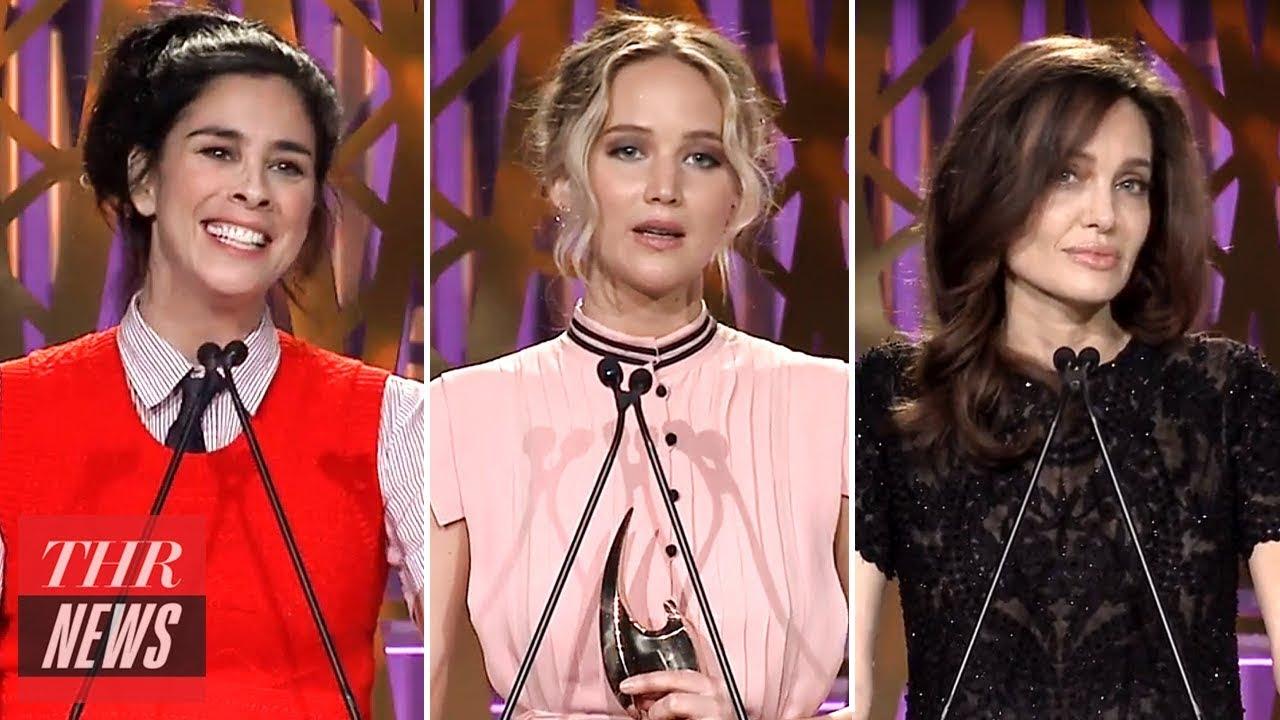 Women In Entertainment 2017: The Full-Wrap -- Jennifer Lawrence ...