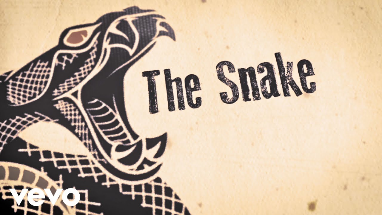 Download Eric Church - The Snake (Official Lyric Video)