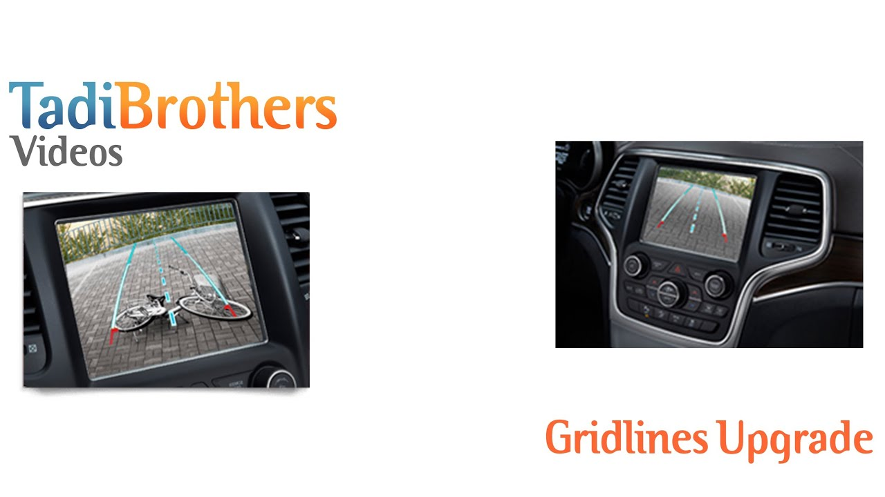 Gridlines for Backup Camera Systems from www.tadibrothers.com - YouTube