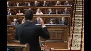 DIRECTO | Primera Sesión de Control al Gobierno de Pedro Sánchez  en el Congreso