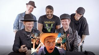 Sum 41 React to Their Classic s